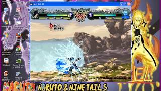 getlinkyoutube.com-Naruto vs Sasuke en Naruto ultimate ninja generaciones mugen 2012 HD