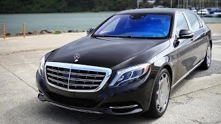 getlinkyoutube.com-On the road: 2016 Mercedes Maybach S600