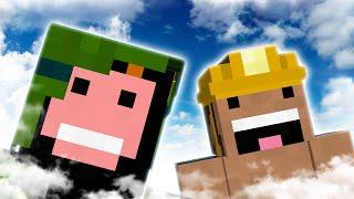getlinkyoutube.com-パンツとサルの浮遊Minecraft - Aether 実況 - #1