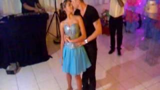 getlinkyoutube.com-Nathalia e Romulo Micene - 15 anos - DIRTY DANCING