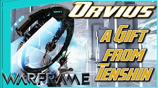 getlinkyoutube.com-ORVIUS - Exploding Flying Disc of Destiny [Warframe]