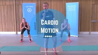 getlinkyoutube.com-25 minute low impact beginner workout - Cardio Motion