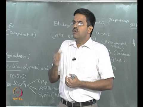 Mod-02 Lec-02 Fluid - Structure interaction I