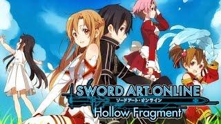 getlinkyoutube.com-Sword Art Online RE Hollow Fragment : Conferindo o Game