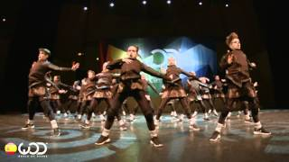 getlinkyoutube.com-Kidz on the Block | 1st Place Youth Division | FRONTROW | World of Dance Spain 2015 | #WODSP15