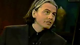 getlinkyoutube.com-John Taylor on Craig Kilborn Show w. Kristen Johnston Duran Duran - 1999