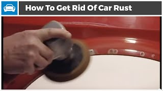 getlinkyoutube.com-How to treat car rust