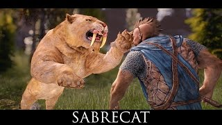 getlinkyoutube.com-Skyrim SE Mods: SABRECAT