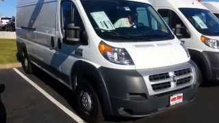 getlinkyoutube.com-Ford Transit and Dodge Promaster