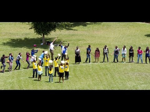 Happy Dance - USIU Africa Edition