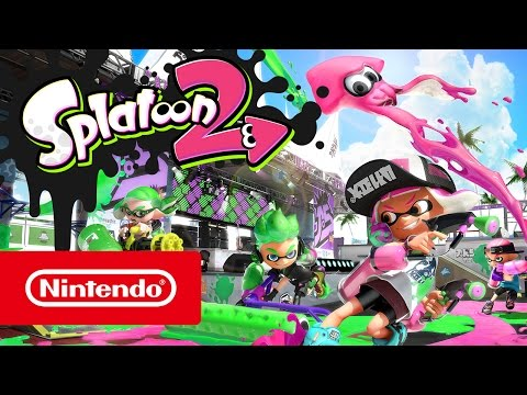 Splatoon 2 (NS)   © Nintendo 2017    1/1