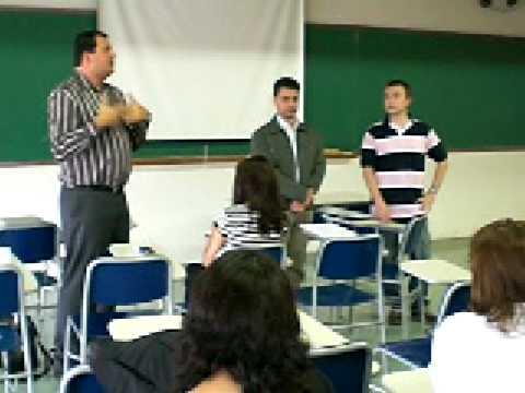 TCC - FINASTERIDA - FARMÁCIA/USJT - 2008 - VÍDEO 02