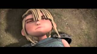 Hiccup and Astrid| Madilyn Bailey  - Can't Hold Us  |