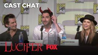getlinkyoutube.com-Comic-Con 2015 Panel   Season 1   LUCIFER