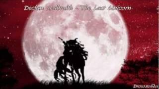 getlinkyoutube.com-♥ ✿⊱╮♥ Declan Galbraith - The Last Unicorn (Lyrics)♥ ✿⊱╮♥