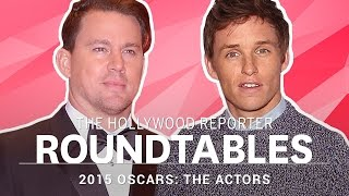 getlinkyoutube.com-Benedict Cumberbatch, Channing Tatum & other Actors on THR's Roundtable l Oscars 2015