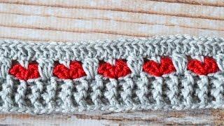 getlinkyoutube.com-How to Crochet the Puppy Love Stitch