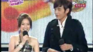 getlinkyoutube.com-joe cheng & ariel lin ... tasted of bread ( sing live) dec 31/08