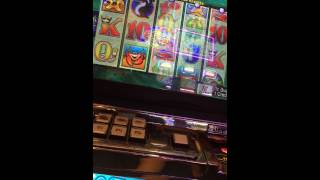 getlinkyoutube.com-slot machine whales of cash. hit money bag Big win,  Plus the bonus.