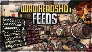 getlinkyoutube.com-I HIT 2 QUAD HEADSHOT FEEDS?! (BO3 Clips & Fails)