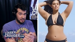 getlinkyoutube.com-Sports Illustrated Fat Chicks and #SJWs... No Thanks! | Louder With Crowder