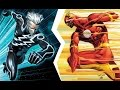 Flash vs. QuickSilver  Super Batallas de Rap - BHR