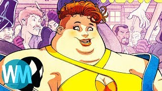 Top 10 Characters Marvel Wants You To Forget