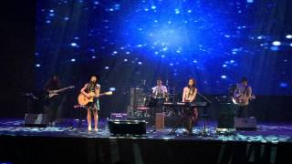 Who Am I/Jesus Messiah (Casting Crowns/Chris Tomlin)- Jayesslee Asia Tour 2015 Singapore