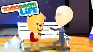 getlinkyoutube.com-Tomodachi Life 3DS Slender Man Song, Mario Loves Peach Gameplay Walkthrough PART 19 Nintendo