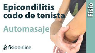 getlinkyoutube.com-Automasaje para la epicondilitis o codo de tenista