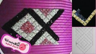 getlinkyoutube.com-تعلمي طريقة عمل التنبات بشكل رائع | Tarz | Tnbat | Randa | Crochet