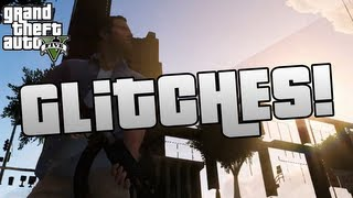 getlinkyoutube.com-Grand Theft Auto 5 Glitches Compilation - Episode One (GTA 5 Glitches)