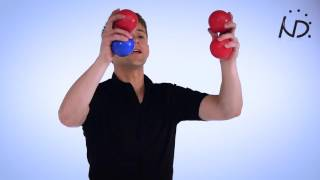 getlinkyoutube.com-Easy 5-ball juggling trick, Tutorial