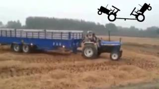 getlinkyoutube.com-TOP 1 FORD NEWHOLLAND TRALA PULLING BESTUTUBE VIDEO