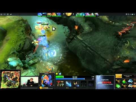 Dota 2 - ESWC Grand Final - Na'Vi vs EHOME - Game 1