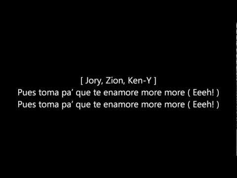 More - Zion Ft Jory & Ken-