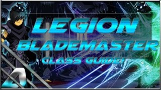 getlinkyoutube.com-AQW: Legion BladeMaster Assassin Class Guide (Review, Enhancement, Solo)