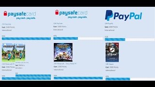 HOW TO GET FREE PAYSAFECARDS AND MORE CARDS - 2016 #2