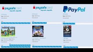 getlinkyoutube.com-HOW TO GET FREE PAYSAFECARDS AND MORE CARDS - 2016 #2