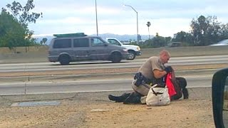 Woman attacked by CHP officer to receive $1.5 million settlement