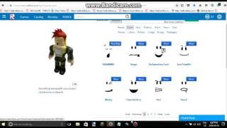 getlinkyoutube.com-ROBLOX | How to get a free face!!!!!!!!!!!