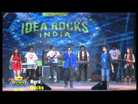 Idea Rocks India 2014 | Sunidhi live at Agra