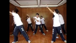 getlinkyoutube.com-Physical Fitness Training - Dance Exercise :) by Group 2