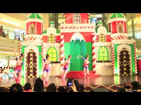 Chinese the Nutcracker - Marlupi Dance Academy