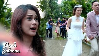 getlinkyoutube.com-Adriana Histeris Melihat Boy Dan Reva Menikah [Anak Jalanan] [2 November 2016]