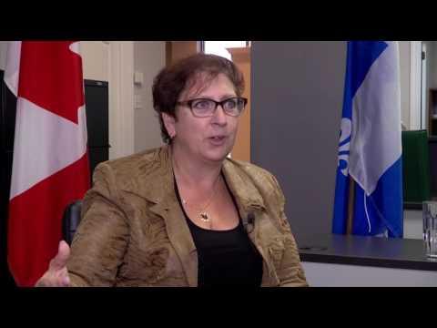 Une première année de mandat pour Sylvie Boucher