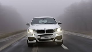 getlinkyoutube.com-BMW X6 xDrive30d Test Drive AutoStrada.MD