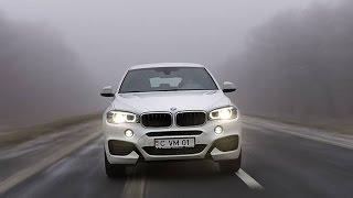 BMW X6 xDrive30d Test Drive AutoStrada.MD