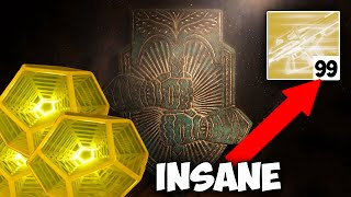 getlinkyoutube.com-Rise of Iron EXOTIC ENGRAM FARM HACK! (Exotic Farm in Rise of Iron)