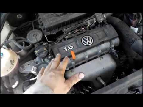 Volkswagen Polo sedan. Замена помпы своими руками